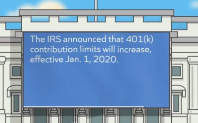 401(k) Contribution Limits to Rise in 2020