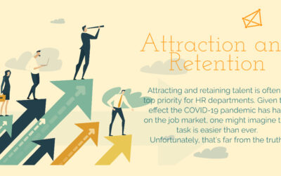 Attraction and Retention Challenges Amid COVID-19
